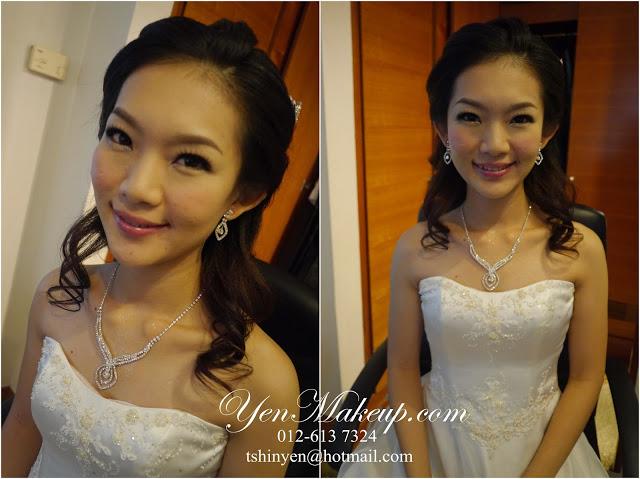 top bridal makeup artist Malaysia