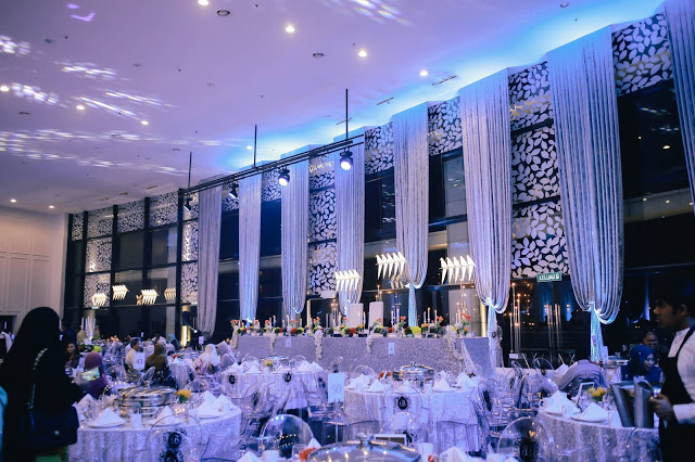 wedding hall rental Malaysia