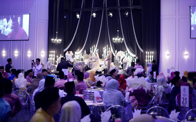 grand wedding venue Malaysia