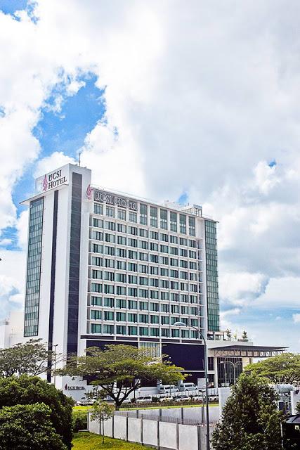 UCSI Hotel Kuching building