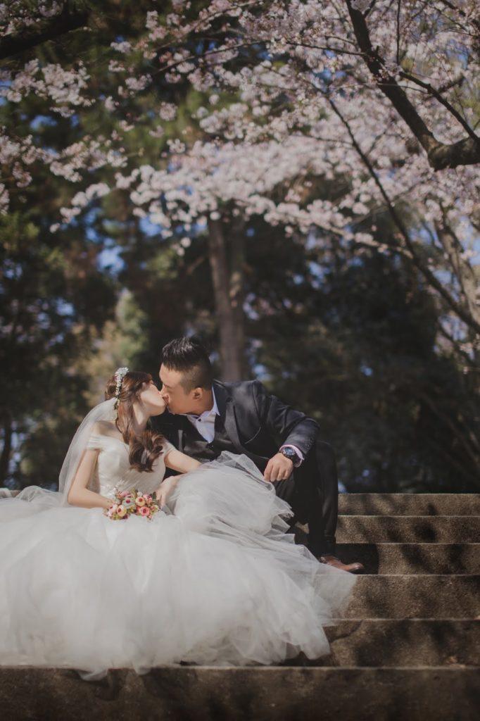 sakura pre-wedding malaysia