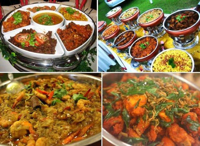 Indian wedding food caterer Malaysia