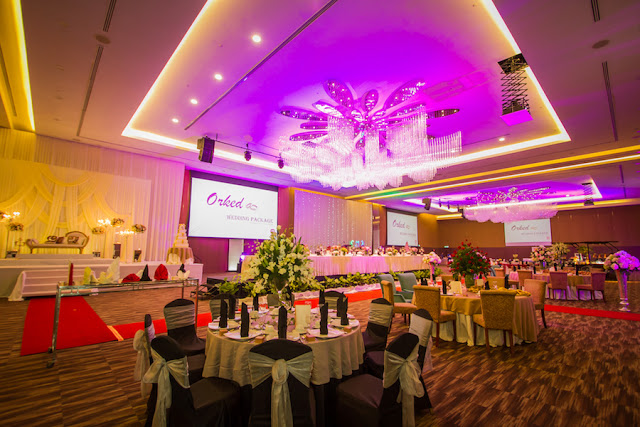 Best convention centre wedding in Malaysia