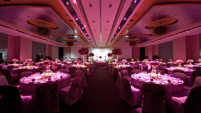 the best hotel wedding in KL