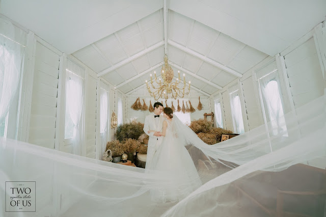 white wash barn penang England House penang wedding