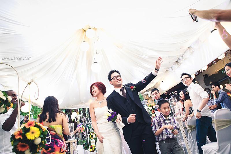 top garden wedding in Malaysia