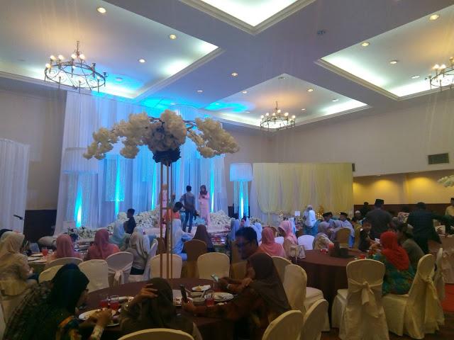Holiday Villa Cherating wedding malay