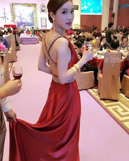 evening gown rental KL