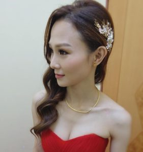 amelin lok makeup bridal wedding malaysia