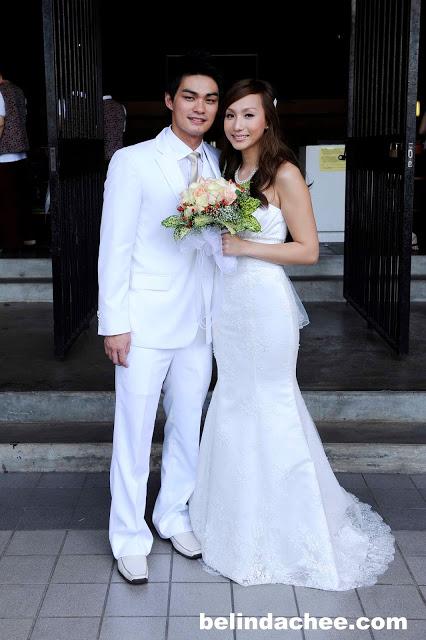 malaysian tv host wedding 2009
