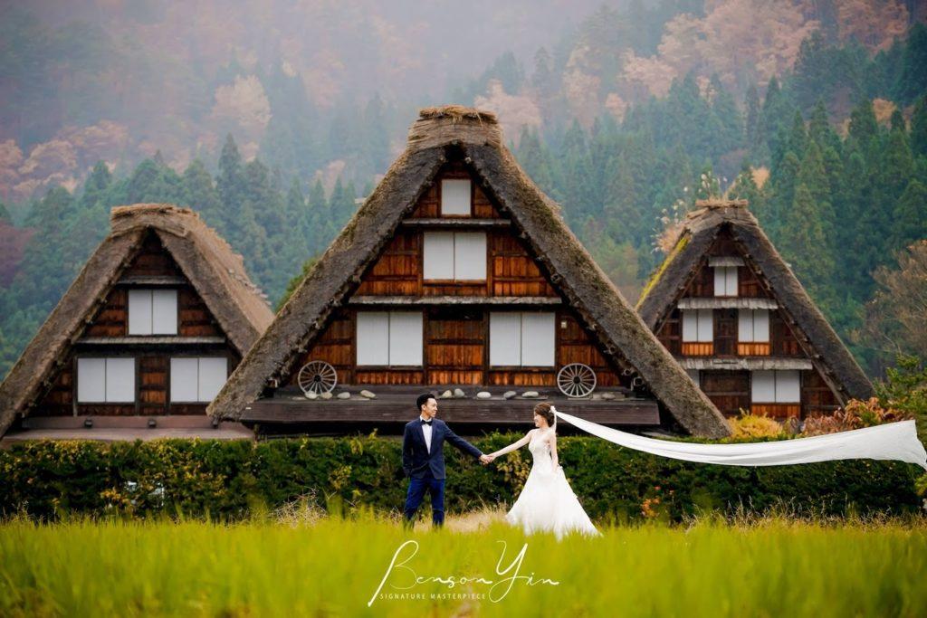 destination Pre-wedding Photographer Malaysia