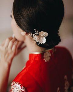 wedding hair styling Malaysia