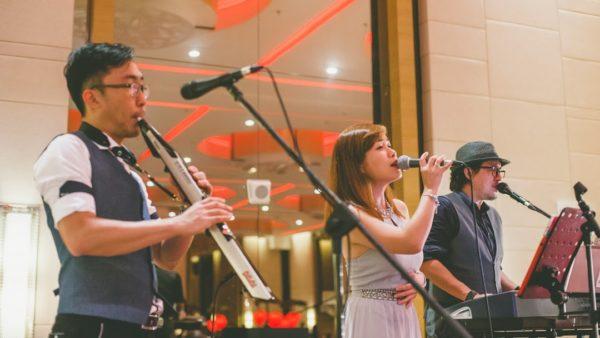 Wedding live band Malaysia