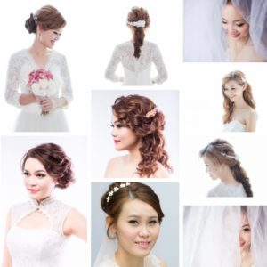 wedding makeup and hair Malaysia