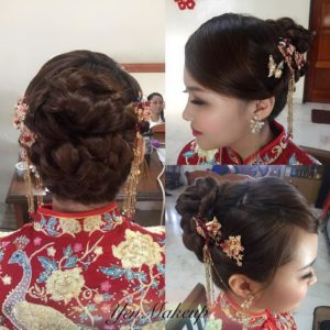 bridal makeup and hair Malaysia