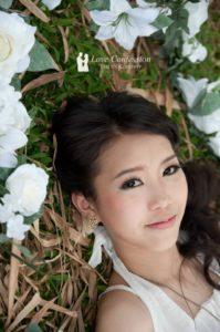 weddding photography portrait bride