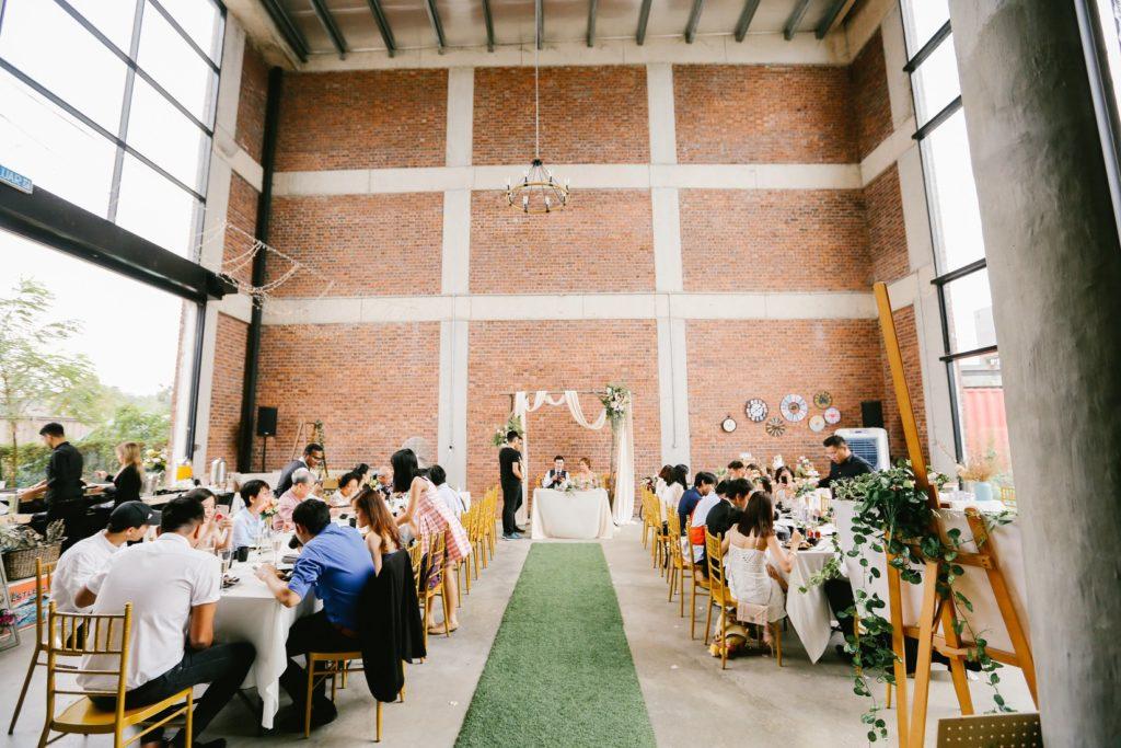 Wedding Venue Malaysia rustic subang ceremony