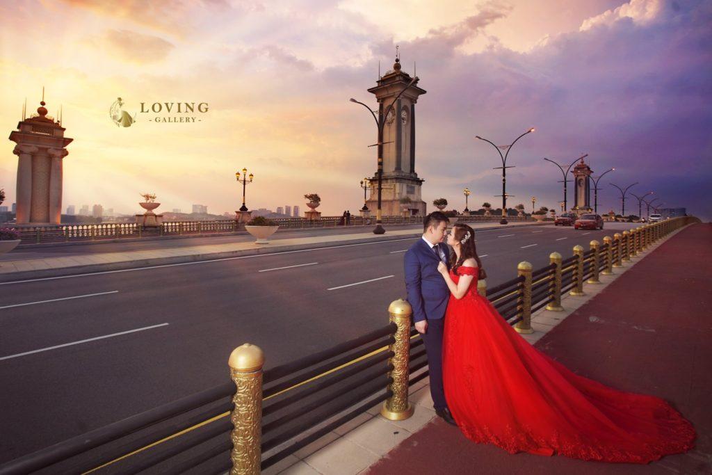 Wedding Photo shoot Putrajaya
