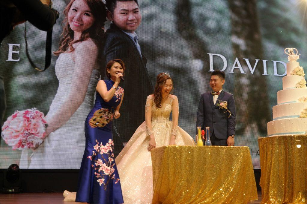 wedding emcee Malaysia