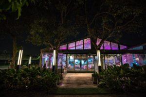 bayswater lighted transparent wedding hall banquet ballroom see through garden malaysia