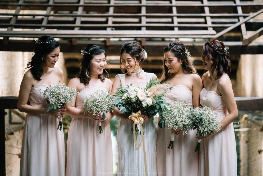 fabulous bridesmaids moments