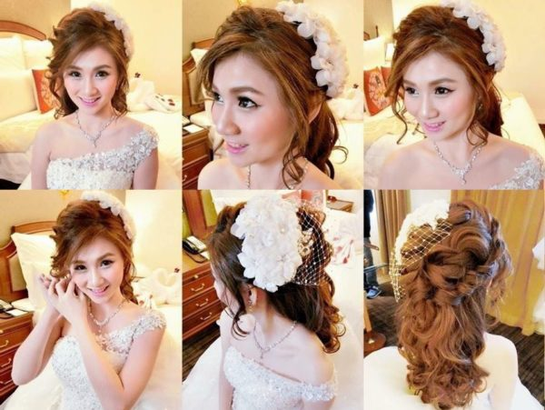 bridal makeup artist wedding