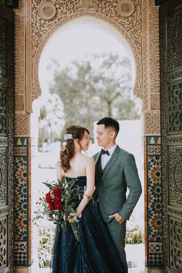 Putrajaya wedding photo shoot