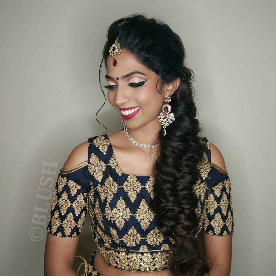 Indian Bridal Makeup artist Malaysia