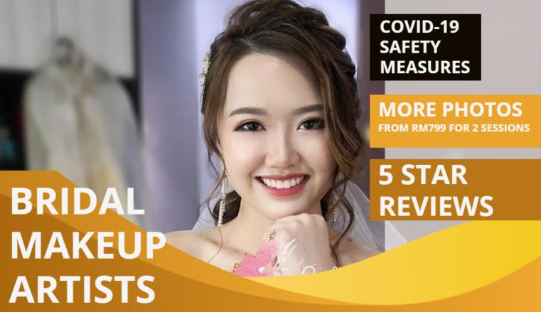 best makeup artist Malaysia