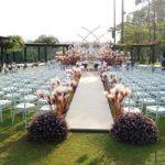 Pulai Springs Resort Wedding Johor Bahru garden wedding
