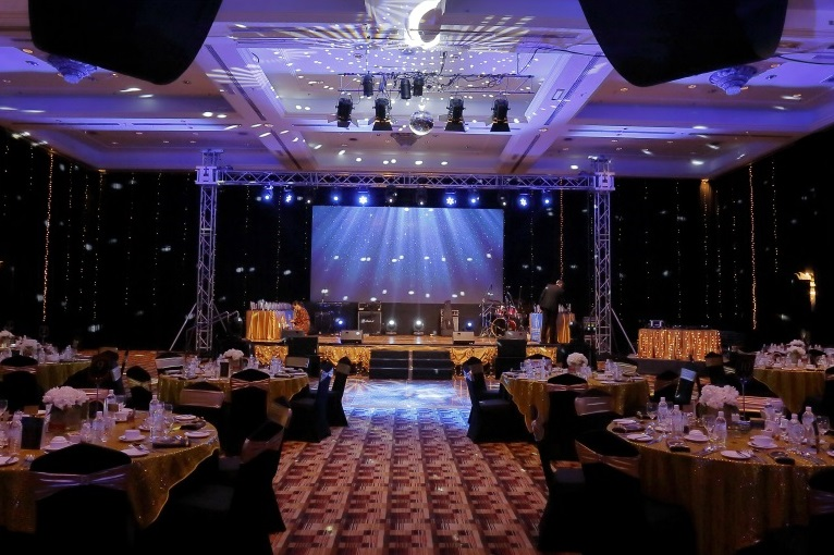 Sutera Harbour resort kota kinabalu sabah wedding ballroom