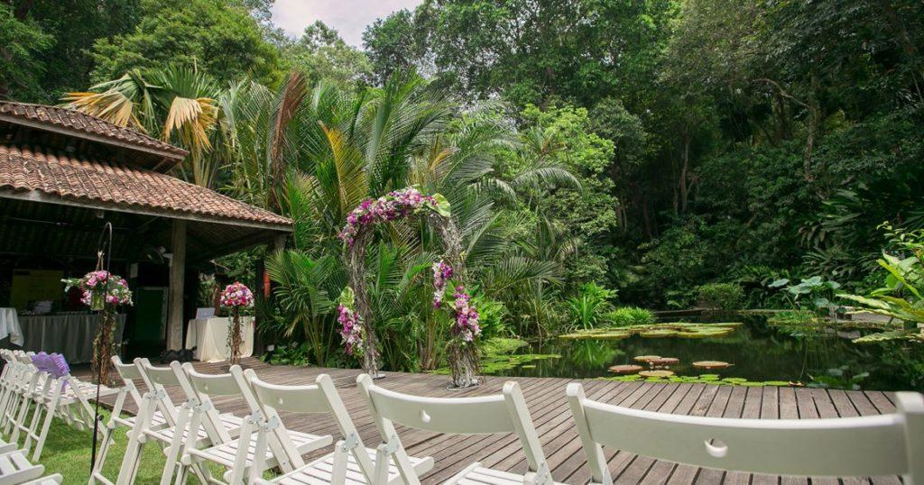 Water-Garden-tropical spice garden penang wedding