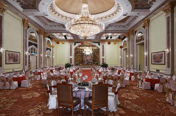 LaCrista Hotel melaka wedding ballroom