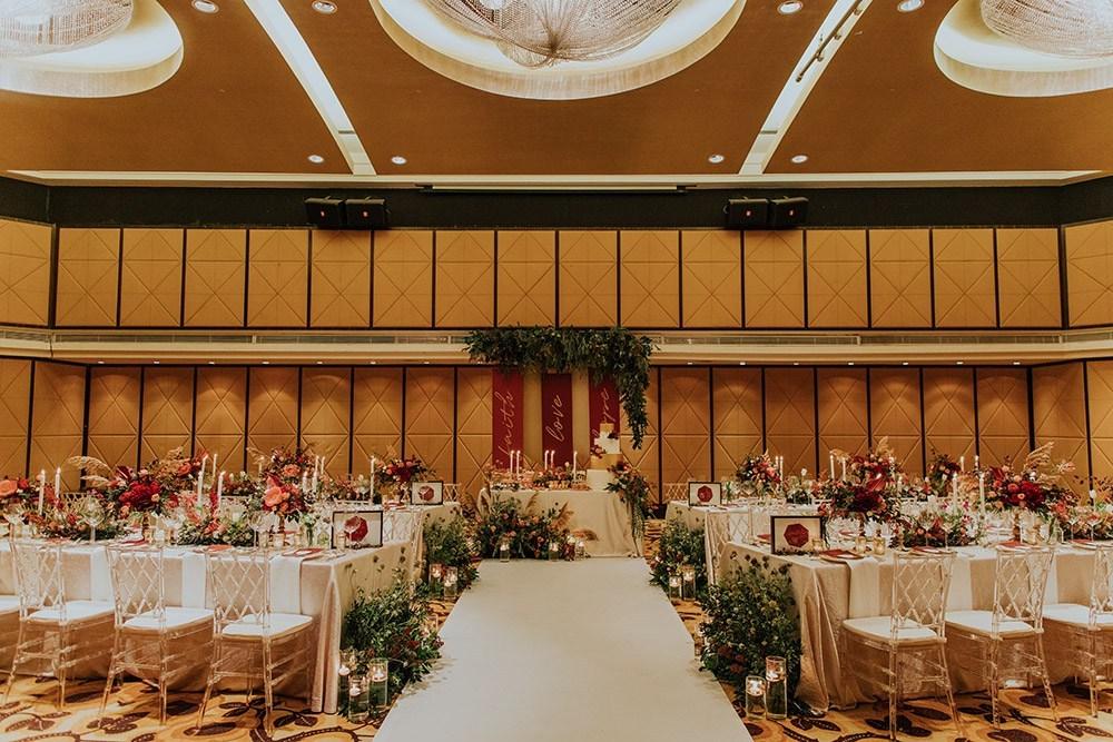 ballroom grand millennium kl wedding banquet the wedding notebook