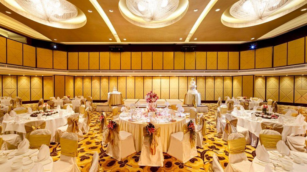 ballroom grand millennium kl wedding banquet