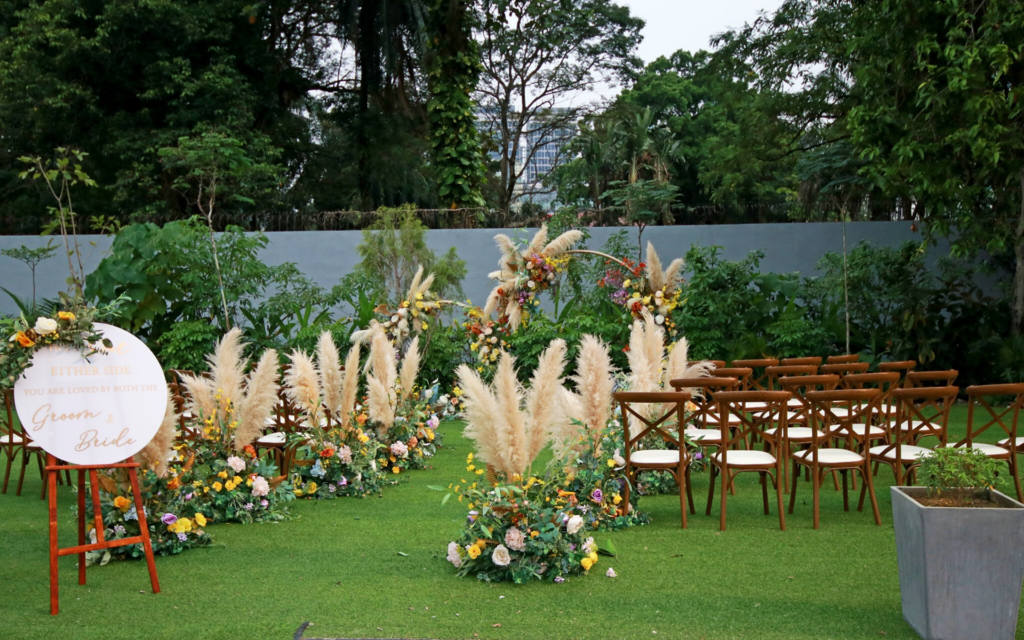 baywater klcc garden wedding venue malaysia