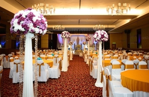 crystal crown klang harbour view wedding