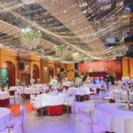 geneva theme banquet wedding johor wine ballroom lights fairy