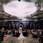 grand imperial royale ballroom wedding