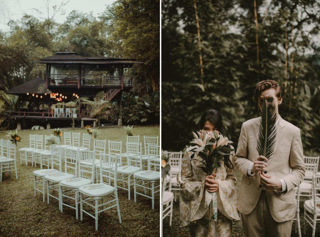 dusun garden fairies romantic garden wedding malaysia