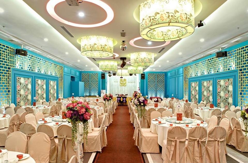 imperial garden pj wedding by tai thong