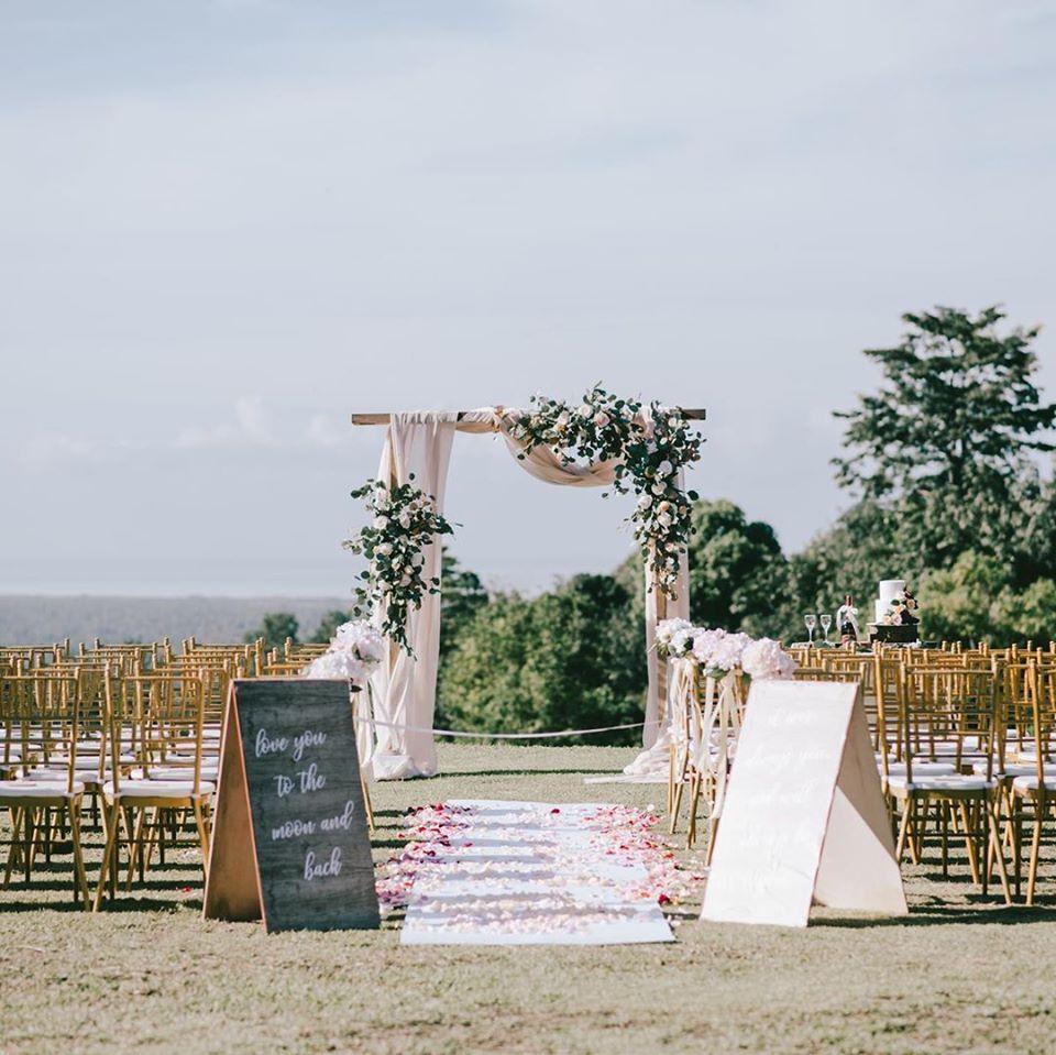 karuna hill penang wedding malaysia venue garden