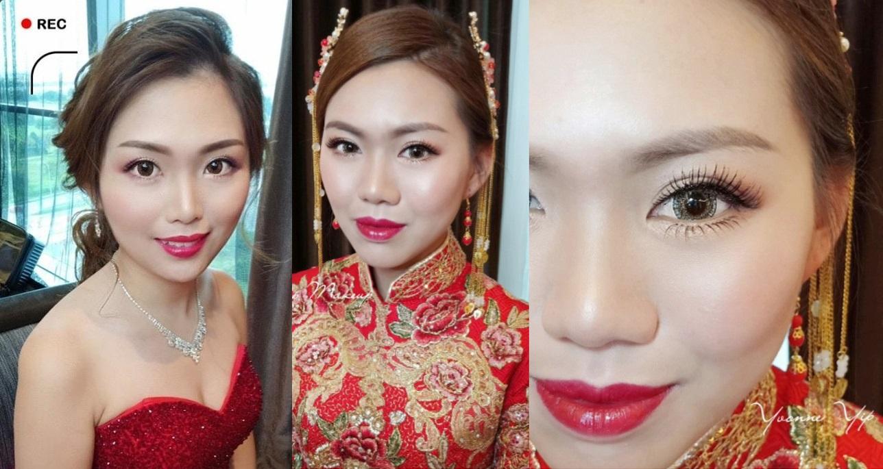 Wedding Makeup Artist Malaysia