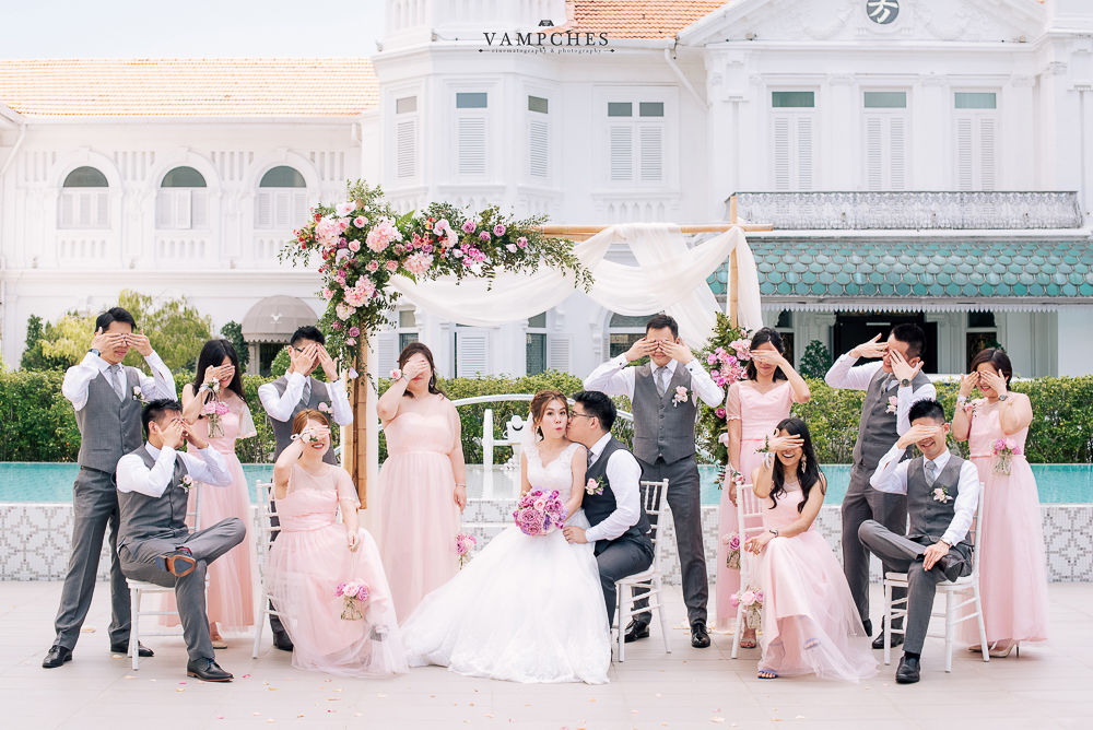 macalister mansion penang garden wedding vampches