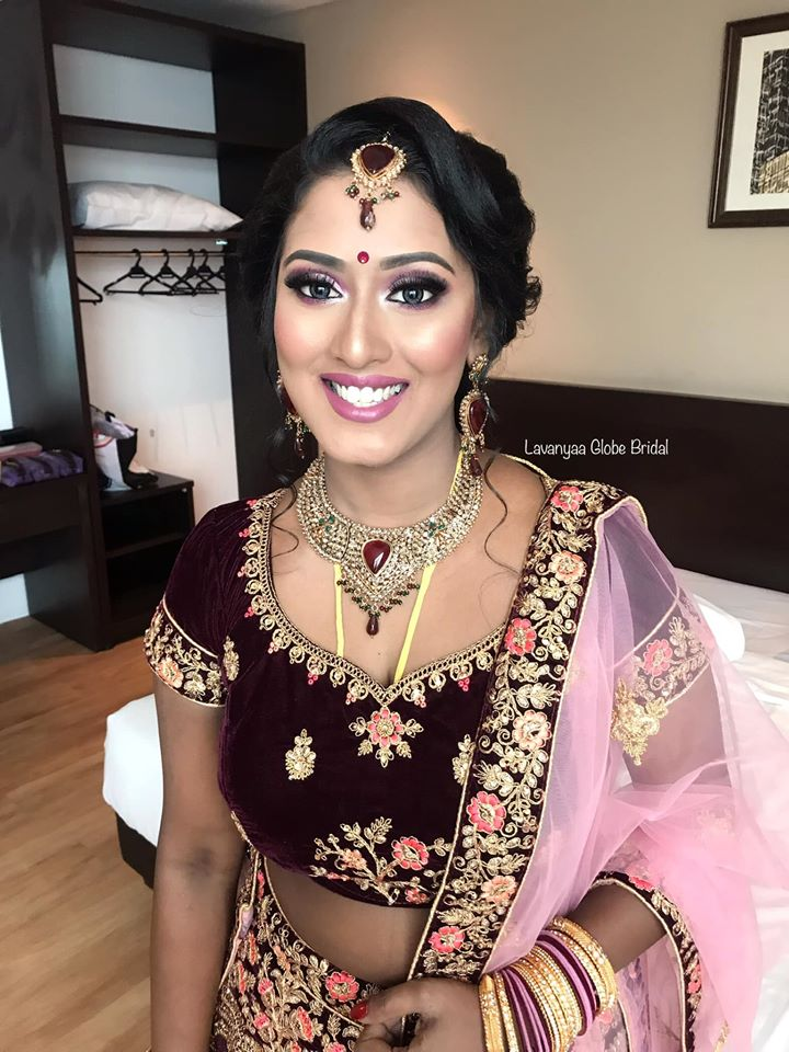 Indian wedding MUA KL