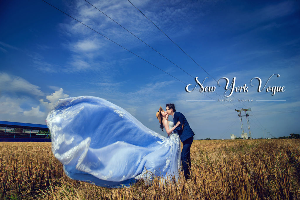 new york vogue bridal shop studio gallery pre wedding photography malaysia