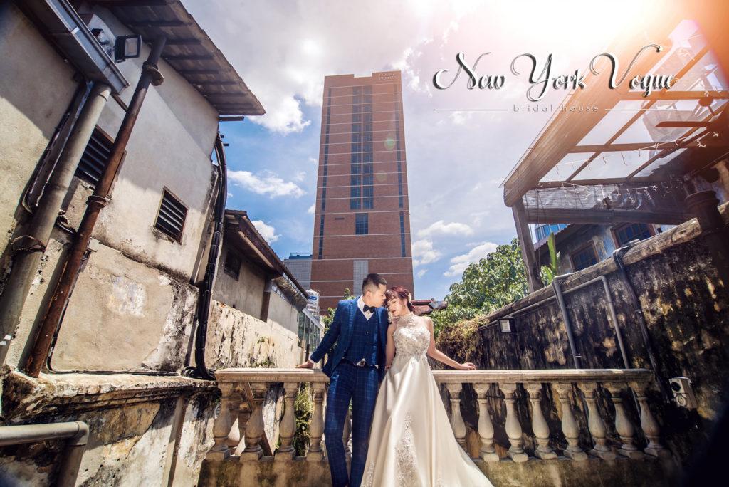 new york vogue bridal shop studio gallery pre wedding photography pj