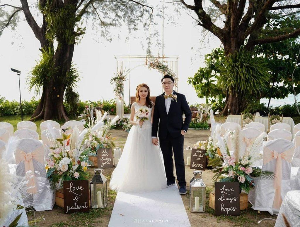 parkroyal penang beach garden wedding-wo men photography
