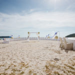pelangi resort langkawi wedding beach semi circle ceremony ROM romantic