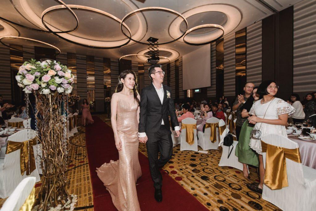 pullman klcc ballroom renovated 2019 wedding banquet
